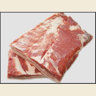 画像2: 輸入 豚バラ ブロック 1枚(約4.82kg)
