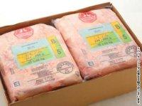 ブラジル産 鶏モモ 1ケース12kg(2kg×6パック)