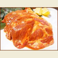 自社製 北海道産豚肩ロース味噌漬け 400g(1枚80g×5枚入り)
