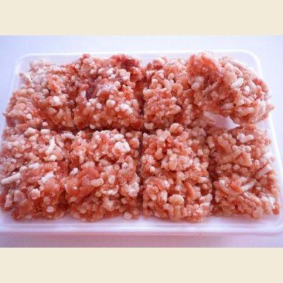 画像2: 北海道産 豚挽肉(粗挽) 500g