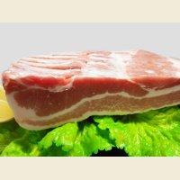 輸入 豚バラ ブロック 1kg