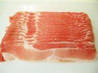 輸入 豚バラ スライス 1kg