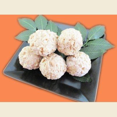 画像1: ふっくら肉団子 1.2kg(1個約40g×30個入り)甘酢タレ・白ゴマ付き
