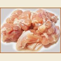 自社製 味付鶏モモ(塩味) 500g