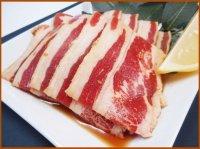 自社製 味付牛カルビ(醤油味) 1kg