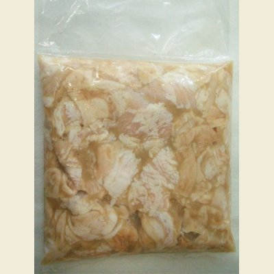 画像2: 自社製 味付豚ホルモン(塩味) 1kg