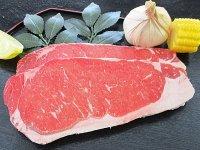 アメリカ産 牛サーロイン ステーキ 300g(1枚150g×2枚)