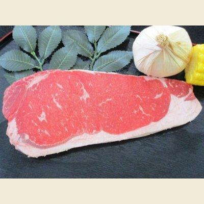 画像2: 【特売】◆ビーフカツ用◆アメリカ産 牛ロース肉 1枚