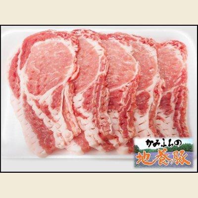 画像2: 北海道上富良野町産 かみふらの地養豚 ロース カツ用 600g(1枚120g×5枚)