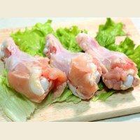 北海道産 ホワイトチキン 鶏手羽元 500g