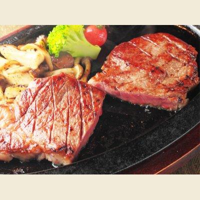 画像3: 北海道産 白老牛 サーロイン ステーキ 500g(1枚250g×2枚)