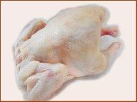 北海道中札内村産 田舎どり 丸鶏 1羽(約1.1kg)
