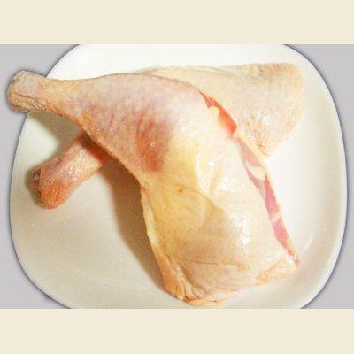 画像1: アメリカ産 鶏レッグ 5本