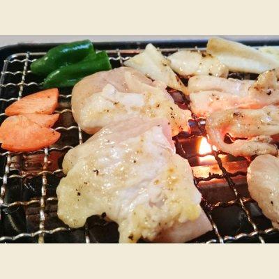 画像3: 自社製 味付鶏モモ(塩味) 500g
