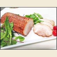 味付豚バラチャーシュー ブロック 1本(約600-700g)