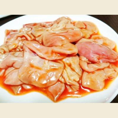 画像1: 味付豚仔袋(味噌味)330g